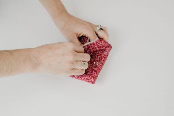 Cómo utilizar las compresas de tela RUSCCUS